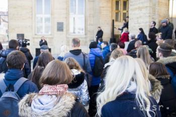 Občianska angažovanosť študentov vtedy a dnes