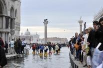 Sever Talianska postihli záplavy