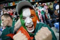 Fanúšikovia Írska