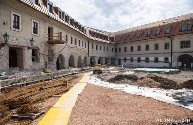 Obnova Bratislavského hradu odkryla unikátny archeologický nález