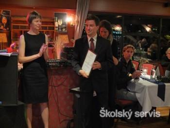 Attila Tóth je prvý Slovák, ktorý si prevzal európske ocenenie ECLAS