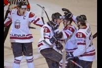 Hokejisti Lotyšska