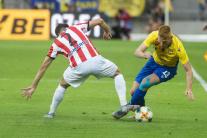 Európska liga: Dunajská Streda - Krakov