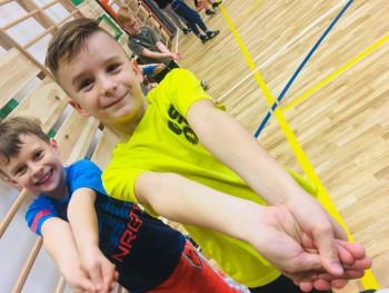 Športové stretnutie nadaných detí s volejbalom