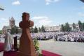 Pápež František odsúdil genocídu Arménov