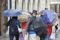 Mokrý apríl, suchý jún: Nezabudnite dnes na dáždnik