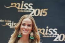 Miss Slovensko 2015 Lujza Straková: Pripadá mi to ako sen