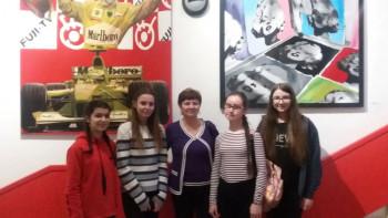 Návšteva Múzea moderného umenia Andyho Warhola