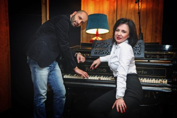 Robo Opatovský a Ľubica Čekovská do CUKY LUKY FILM nahrali dve skladby