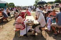 Historický festival na hrade Devín