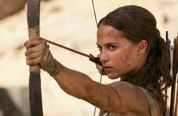 KINO NOVINKY TÝŽDŇA: Tomb Raider a Backstage