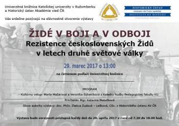 Katolícka univerzita pozýva na výstavu venovanú židovskému národu