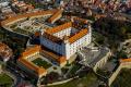 Na Bratislavskom hrade sa začne v pondelok predaj nulovej eurobankovky