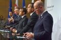 Kontúry jadra EÚ môžu byť známe do konca roka.Zhodli sa Macron a Fico
