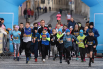 Novoročný beh v Trnave