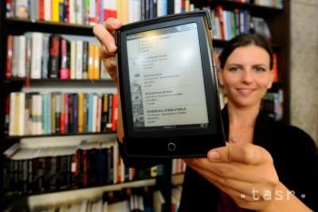 Elektronické knihy číta v USA už takmer štvrtina čitateľov