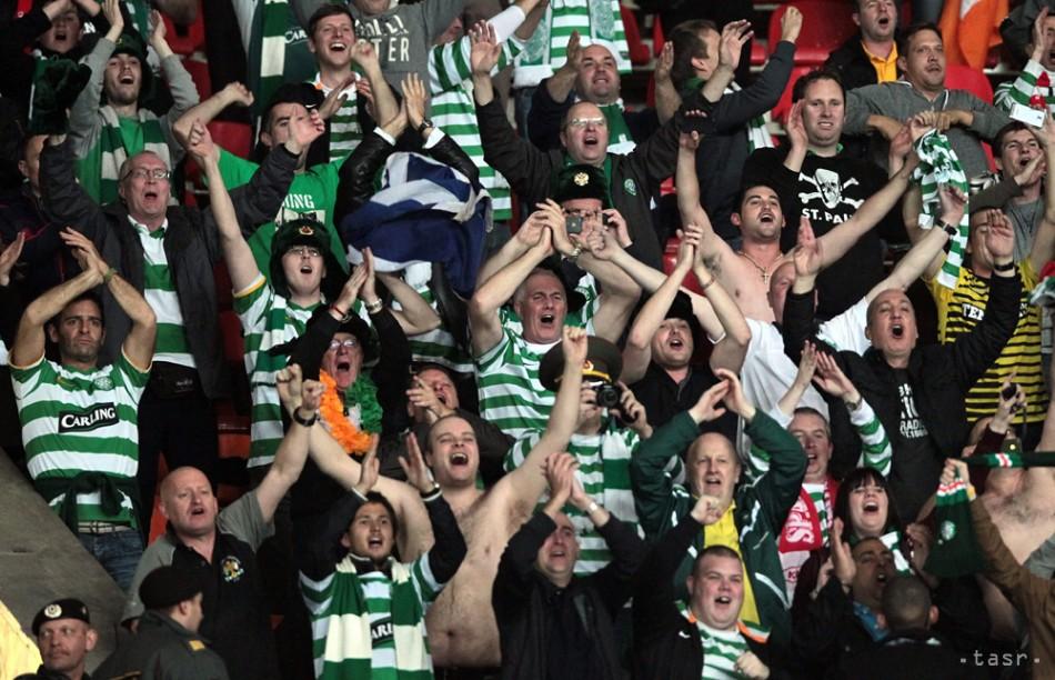 8c0a62549 Celtic Glasgow oslávil tretí ligový titul v sérii a 45. celkovo