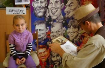 Viktor Csiba: Karikatúry, ktoré potešia a neurazia