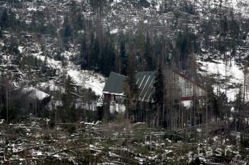 FOTO: Od veternej kalamity vo Vysokých Tatrách uplynulo 16 rokov