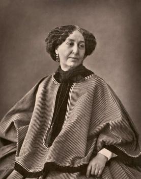 Provokujúca spisovateľka George Sandová prežívala vášnivé vzťahy