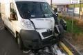 Ďalšia obeť dopravnej nehody: Stal sa ňou vodič dodávky v Košiciach
