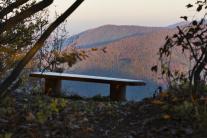 Vyhliadkový vrch Havrania skala