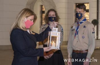 Skauti roznesú svetlo z Betlehema,upozorňujú i na bezpečnosť