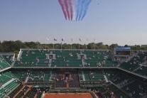 Prvý deň na tenisovom Roland Garros