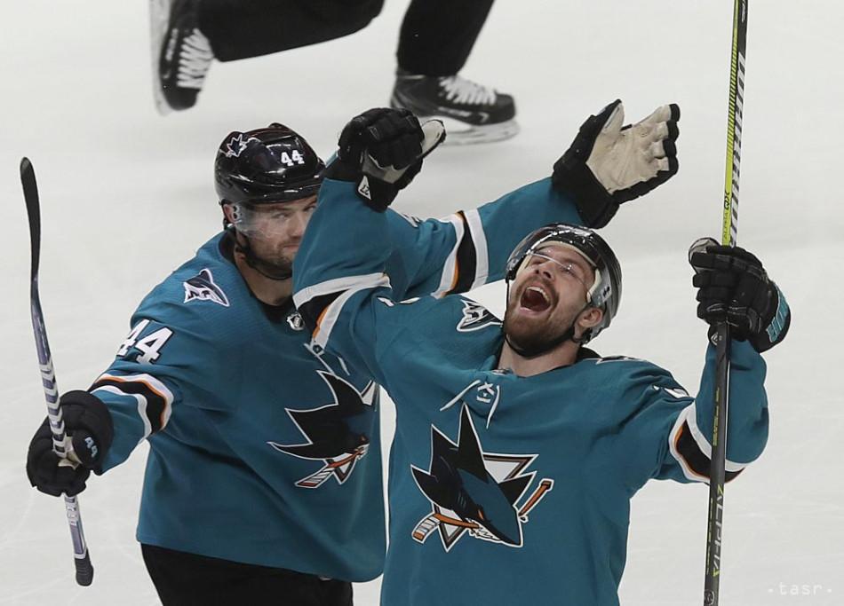 8b3f2610e6c3e NHL: San Jose postúpilo do finále Západnej konferencie