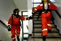 Pri požiari bytu v Banskej Bystrici sa zranila jedna osoba