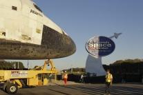Posledná cesta raketoplánu Atlantis