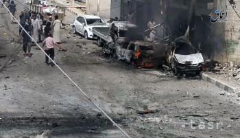 Francúzsky občan spáchal samovražedný útok v meste Aleppo