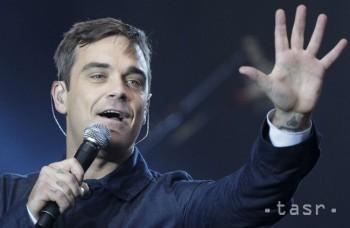 Hviezdny koncert už v apríli: Robbie Williams vystúpi v Bratislave