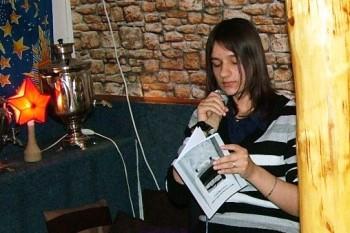 Lucia Bizarretová krstila svoju tretiu zbierku básní