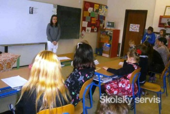 Školské kolo súťaže Hviezdoslavov Kubín