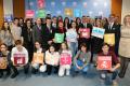 Tímy stredoškolákov predstavili svoje projekty pre Agendu 2030 v OSN