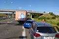 Na diaľnici D1 v smere do Senca došlo k závažnej dopravnej nehode