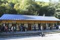 Na detskej železničke v košickom Čermeli dokončili staničnú budovu