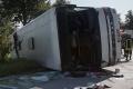 Deň autobusových havárií: V Škótsku sa zranili deti,v Nemecku zberačky