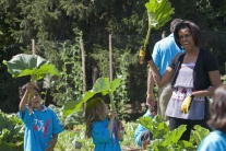 Záhradníčka z Bieleho domu, prvá dáma USA, Michell