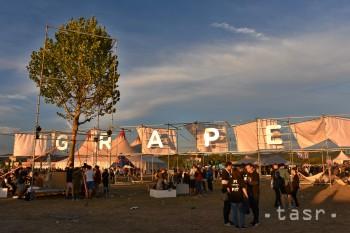Kapely na festivale Grape rozospievali celé publikum