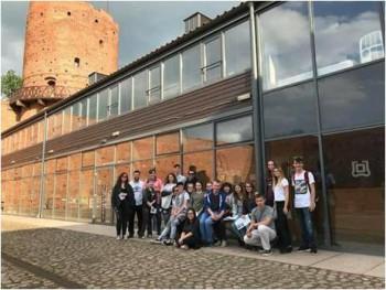 Študenti SOŠ Rakovice zbierali skúsenosti v Poľsku