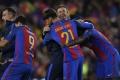 Barcelona pohodlne zdolala Espaňol, Real sa natrápil s Valenciou