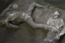 Životy, ktoré zapečatila sopka Vezuv