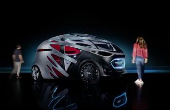 Nová koncepcia mestskej mobility: Vision URBANETIC