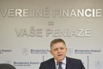 VIDEO: R. Fico: Vyrovnaný rozpočet príde, po splnení priorít vlády