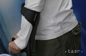 Česká turistka si na Zbojníckom chodníku v Malej Fatre zlomila nohu