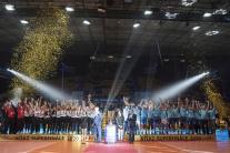 Strabag VC Bilíková Pezinok - VK Slávia EU Bratisl