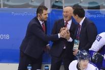 Ján Lašák, Craig Ramsay, Ján Grauzel, hokej, ZOH