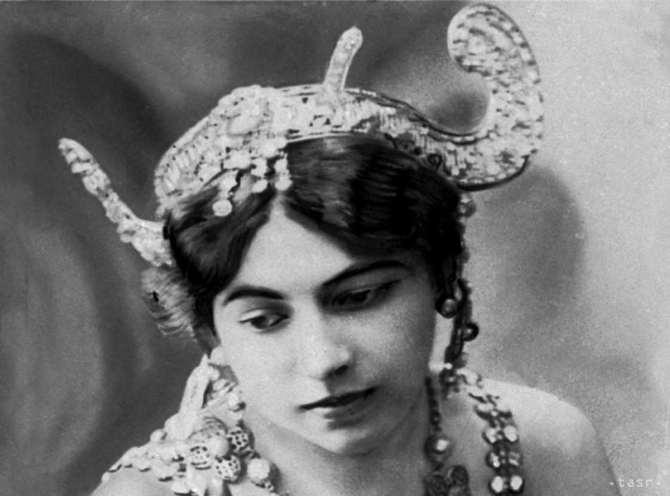 HISTÓRIA: Pred 100 rokmi odsúdili na trest smrti špiónku Mata Hari